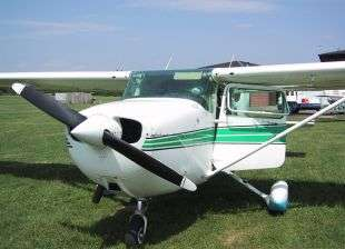 G-BYEA - one of Cabair's Cessna 172's